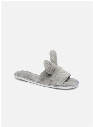 Pantoffels Chaussons oreilles de lapin femme by Sarenza Wear