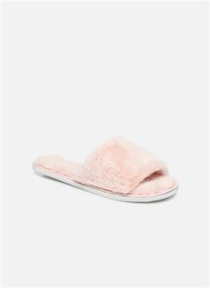Pantoffels Chaussons Mules fourrés tout doux Femme by Sarenza Wear