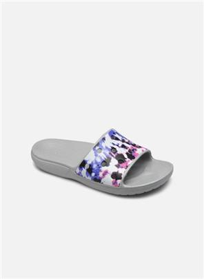 Wedges ClassicCrocs Tie Dye Mania Sld by Crocs