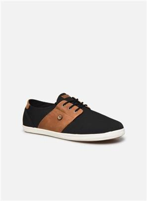 Sneakers Tennis Cypress Cotton Leather by Faguo