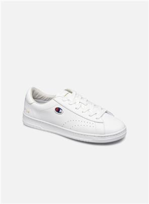 Sneakers Low Cut Shoe Court Club Patch by Champion