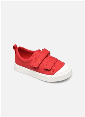 Sneakers City bright T by Clarks