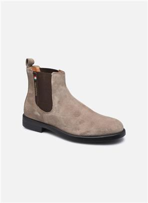 Boots en enkellaarsjes LUKE SUEDE CHELSEA UOMO HIGH by Pantofola d'Oro