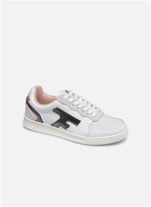 Sneakers HAZEL BASKETS LEATHER SUEDE by Faguo