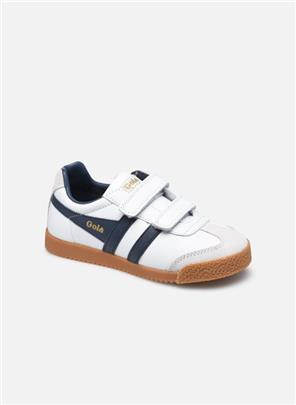 Sneakers Harrier Leather Velcro by Gola