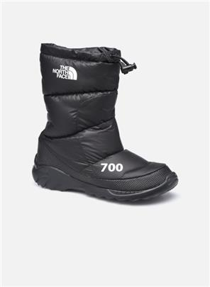 Sportschoenen Nuptse Bootie 700 by The North Face