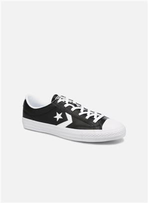Star Player Leather Essentials Ox by Converse