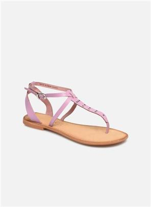 Isabel leather sandal by Vero Moda