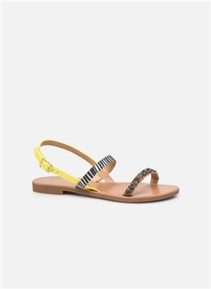 ONLMELLY PU STONE SANDAL by ONLY