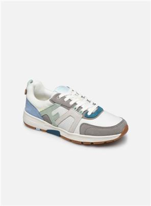 Runnings Willow Syn Wov Suede W by Faguo