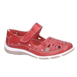 NU 21% KORTING: Fleet & Foster klittenbandschoenen Damen Jasmine Klettverschluss Mary Jane Schuhe