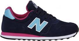 New Balance Blauwe New Balance sneaker