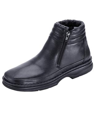 Softwalk Hoge schoen Softwalk zwart