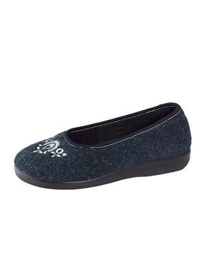 Pantoffel OrthoMed Blauw