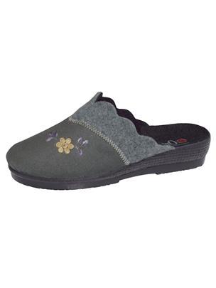Pantoffel Belafit Grijs
