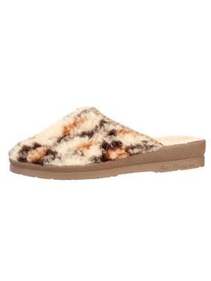 Pantoffel Belafit Ecru