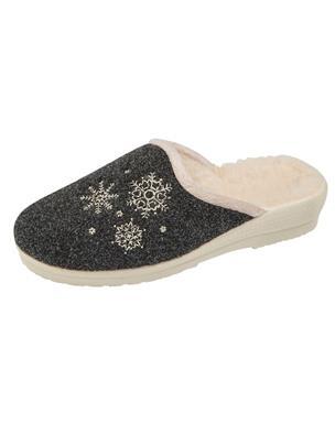 Pantoffel Belafit Blauw