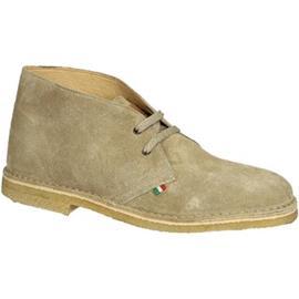 Laarzen Leonardo Shoes STEF 1200 BEIGE 131