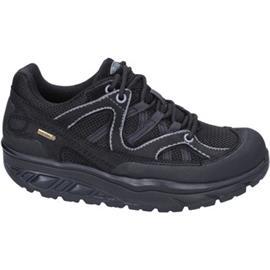 Lage Sneakers Mbt sneakers nero tessuto nabuk dynamic BT191