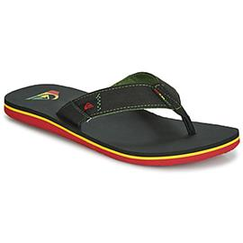 Teenslippers Quiksilver MOLOKAI ABYSS M SNDL XGKG