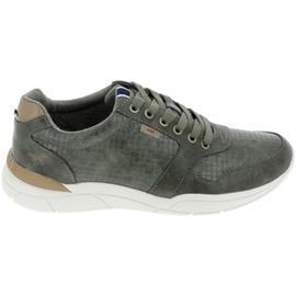 Lage Sneakers Mustang Sneakers 4138304 Olive