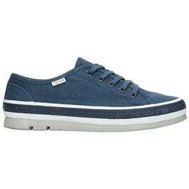 Lage Sneakers Wolky 01230 Linda - 96830 donkerblauw canvas