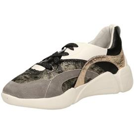 Lage Sneakers Colors of California SNEAKER WITH LATHER
