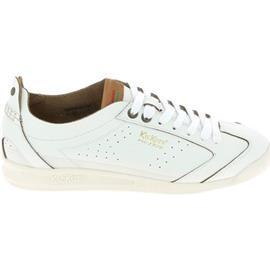 Lage Sneakers Kickers Kick Blanc
