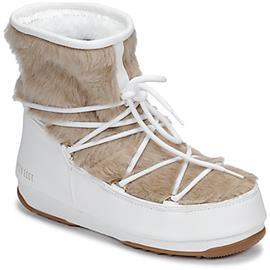 Snowboots Moon Boot MOON BOOT MONACO LOW FUR WP
