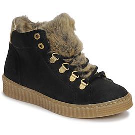 Hoge Sneakers Bullboxer AIB504E6CA-BLCK