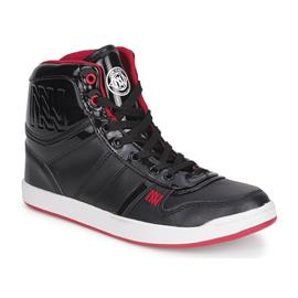 Hoge Sneakers Dorotennis BASKET CUIR NAPPA PU VERN