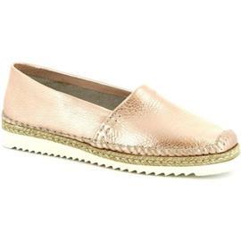 Mocassins Leonardo Shoes 010 PERLATO RAME