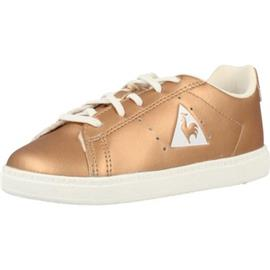 Lage Sneakers Le Coq Sportif COURTONE INF METALLIC