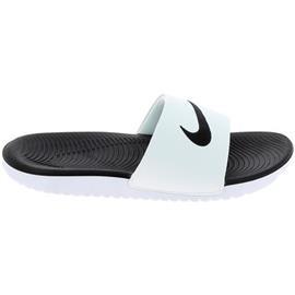 Teenslippers Nike Kawa Jr Blanc Noir 819352100