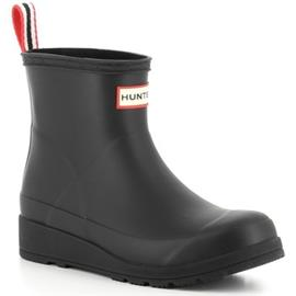 Regenlaarzen Hunter ORIGINAL PLAY BOOT SHORT negro