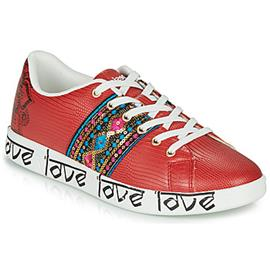 Lage Sneakers Desigual COSMIC EXOTIC INDIAN