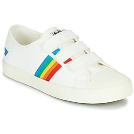 Lage Sneakers Gola COASTER RAINBOW VELCRO