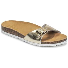 Slippers Only MADISON METALLIC LEATHER