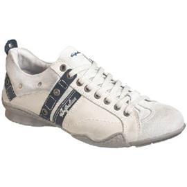 Lage Sneakers Australian ZAMBROTTA WHITE
