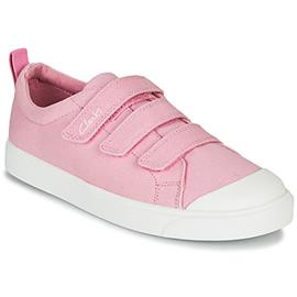 Lage Sneakers Clarks CITY VIBE K