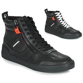 Hoge Sneakers Diesel S-DVELOWS