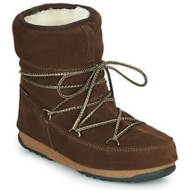 Snowboots Moon Boot MOON BOOT LOW SUEDE WP