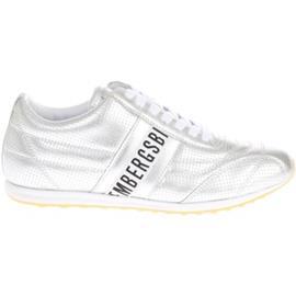 Lage Sneakers Bikkembergs Sneakers Bahia Silver