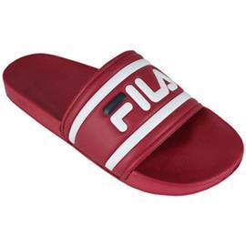 Teenslippers Fila morro bay slipper pompeian red