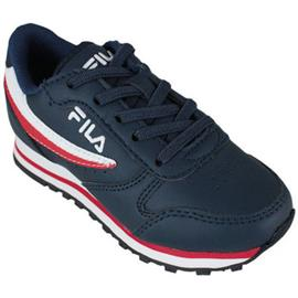 Lage Sneakers Fila orbit low kids dress blue