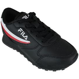 Lage Sneakers Fila orbit low kids black
