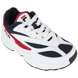 Lage Sneakers Fila v94m jr white/navy/red