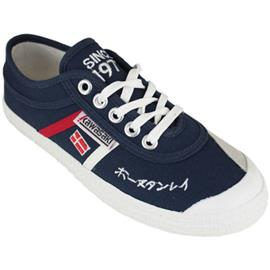 Lage Sneakers Kawasaki signature canvas k202601 2002