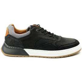 Lage Sneakers Bullboxer HEREN sneaker 423K20485A. zwart