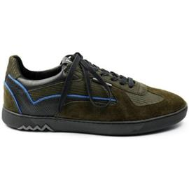 Lage Sneakers Floris Van Bommel HEREN sneaker 16242 groen